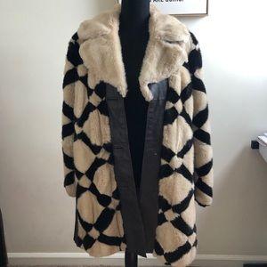 Rich Chick Fur Coat